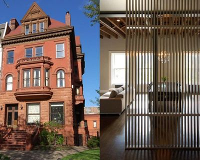 Visit The Arbuckle House On Clinton Ave In Fort Greene -- 3brs, Light-Filled - Clinton Hill