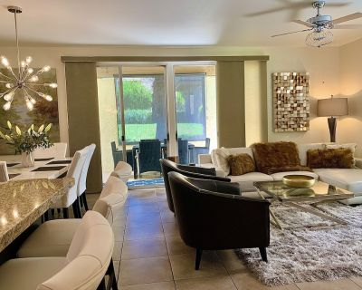 New Luxe, Chic 2 Bdrm Getaway! Pool,3 Patios, Views - Indian Wells