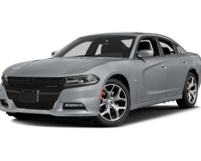 Pre-Owned 2018 Dodge Charger R/T RWD 4dr Car
