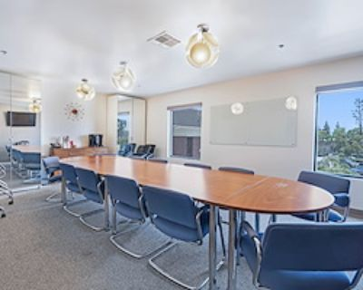 Private Meeting Room for 6 at My Other Office