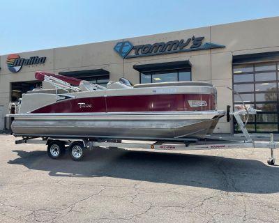 2021 23' Tahoe 2385 Cascade Quad Lounger w/Suzuki 140hp Motor
