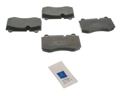 Mercedes W216 W221 Cl550 S400 S550 S600 Textar Oem Front Disc Brake Pad