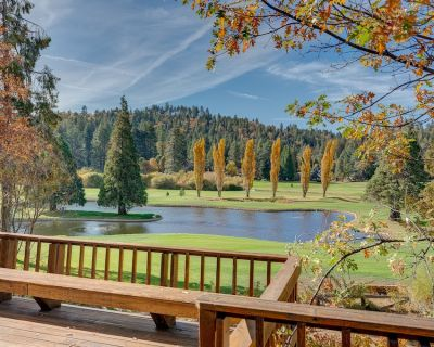 NEW! Views Views Views... Golf Course Frontage - Lake Arrowhead