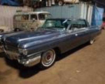 1962 Cadillac Deville Coupe