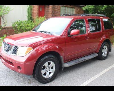 2007 Nissan Pathfinder LE