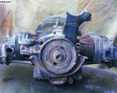 Jan. 1960 36 hp. Long block Engine Type 1
