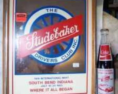 Accessories - Studebaker: Studebaker Memorabilia