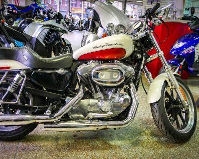 2011 Harley-Davidson Sportster 883 SuperLow Sport Oakdale, NY