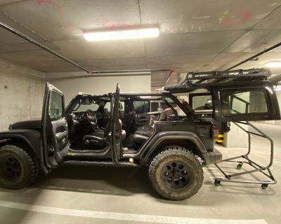California - Top-lift pros Jeep Hardtop Removal Tool