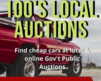 2020 Ultimate Local Auto Auction Listing