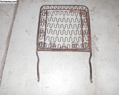 Split Oval Front Seat Back