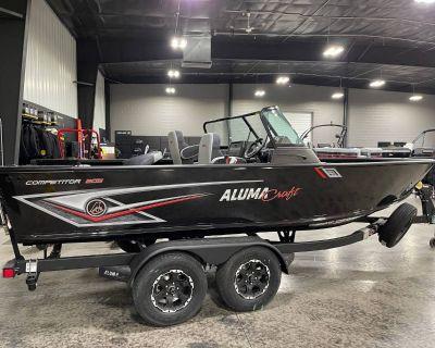 2021 Alumacraft COMPETITOR 205 SPORT Aluminum Fish Boats Huron, OH