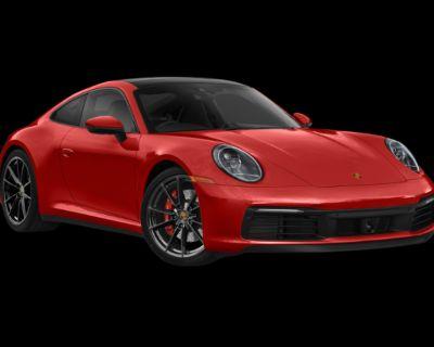New 2022 Porsche 911 Carrera RWD 2D Coupe
