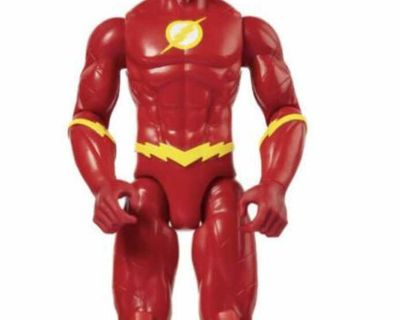 ISO the flash 12 action figure