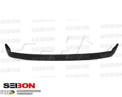 Seibon Carbon Fiber Tp-style Carbon Fiber Front Lip Honda Civic 92-95 New Produc