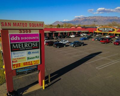 100% Leased Shopping Center For Sale