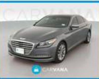 2016 Hyundai Genesis Gray, 39K miles