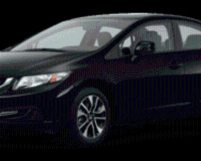 2013 Honda Civic EX Sedan Automatic