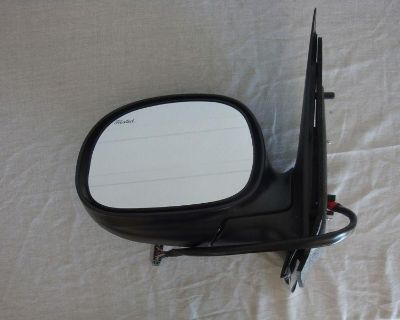 Nos Oem Ford Expedition Lincoln Navigator Electric Left Side Mirror 2000 - 2002