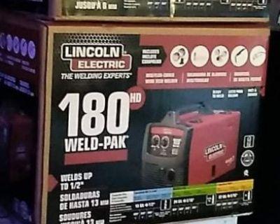 Lincoln Electric 180 HD Weld Pak Mig Welder