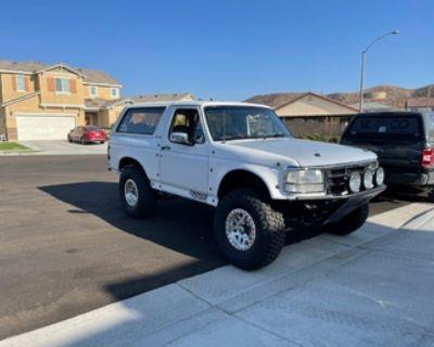 1995 Ford Bronco Prerunner
