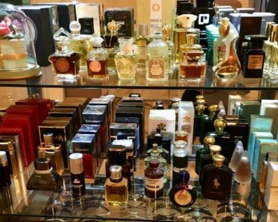 MOVING SALE-VINTAGE PERFUME COLLECTION-BY APPOINTMENT ONLY