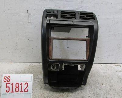 96 97 98 Toyota 4 Runner Dash Instrument Radio Center Trim Cover Bezel Oem
