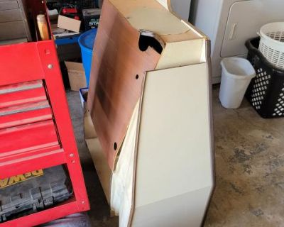 Vanagon Rear Cabinet