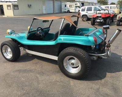 Manx Style Buggy