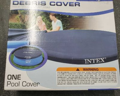 Brand new 8ft intex pool cover