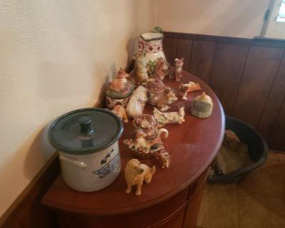 Two Corgi dog owners Estate Sale