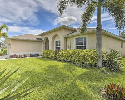 NEW! Single-Story Cape Coral Home: Golf & Grill! - Cape Coral