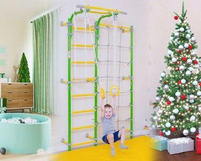 PEGASUS KIDS INDOOR HOME PLAYGROUND/GYM - Fitness Kid Corp