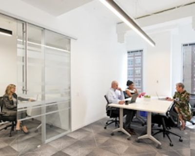 Office Suite for 6 at TechSpace - Ballston