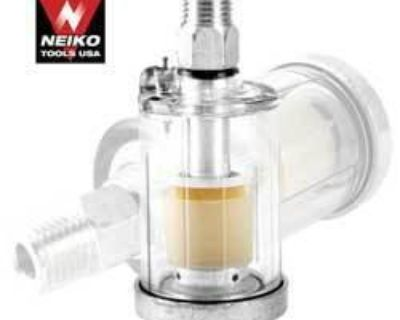 """1/4"""" Npt Water & Oil Separator For Air Compressor Tools Auto Parts & Accessories"""