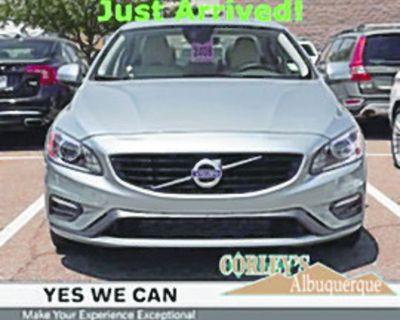 VOLVO 2017 S60 T5 Dynamic Sedan, Automatic, Front Wheel Drive, 18k miles, Stock #P5076...