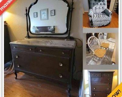 Chandler Renovation Online Auction - W Thompson Way