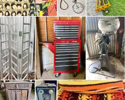 Pleasant Valley Tools and Household Online Estate Auction