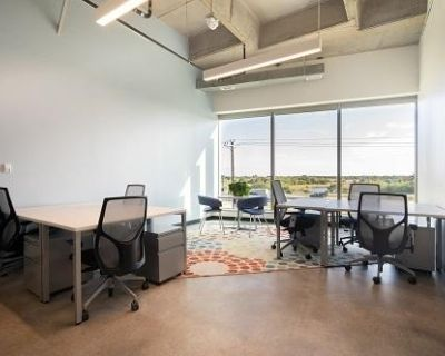 """Private office for 5-6 people ALL INCLUSIVE at """"550 Reserve Street Southlake United States"""""""