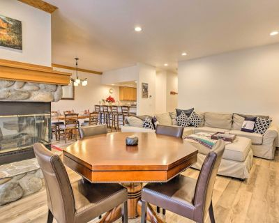 Remodeled & Cozy Incline Village Townhome! - Incline Village