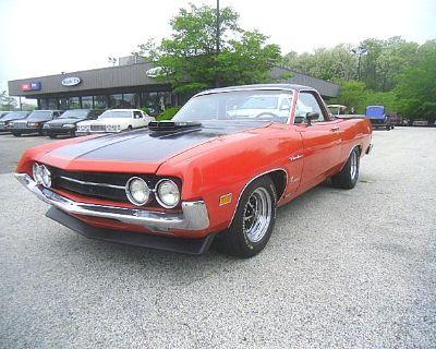 1971 Ford Sorry Just Sold!!! Ranchero GT 429 4V CJ RAM Air