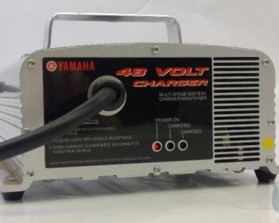 Yamaha Jw9-82107-02 48v Golf Cart Charger Powers On