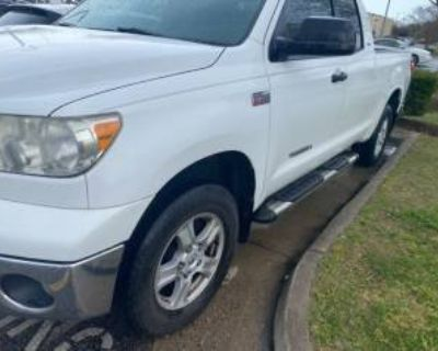 2009 Toyota Tundra SR5 Double Cab 6.5' Bed Flex Fuel 5.7L V8 4WD