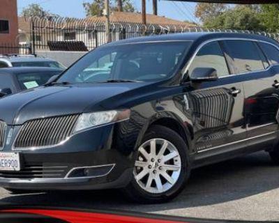 2013 Lincoln MKT MKT