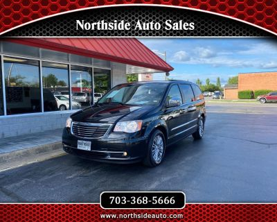 Used 2013 Chrysler Town & Country 4dr Wgn Touring-L