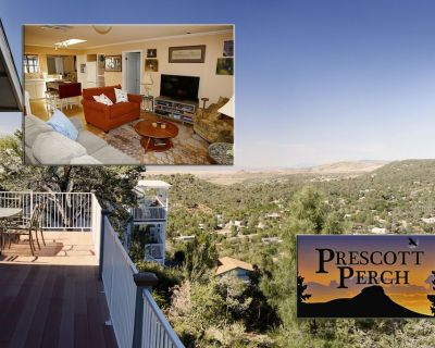 Let us exceed your expectations! Views, open floor plan, close to town. - Prescott