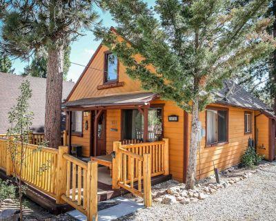 Log Cabin Feel with WiFi Woodsy and Cozy 2b 1 b Near Lake - Big Bear Lake