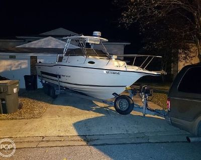 2001 Seaswirl Striper