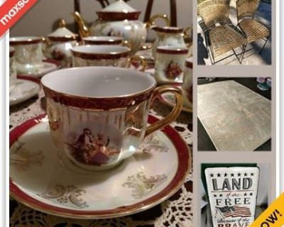 Rancho Mirage Downsizing Online Auction - Clancy Lane South