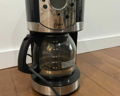 Pater coffee Maker.